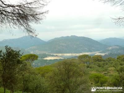 Garganta de Picadas - Vía Verde del Alberche; puente de mayo viajes; viajes de verano